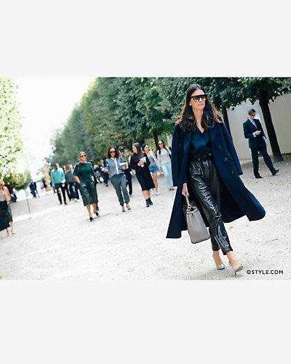 PARIS FASHION WEEK STYLE 1