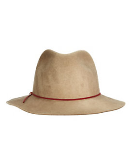 Eugenia Kim Everett Marble Medium Brim Fedora