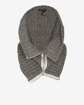 Christopher Fischer EXCLUSIVE Zipper Knit Snood