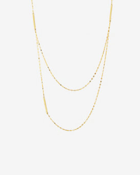 Lana Jewelry Tri-Bar Necklace