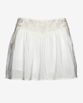 Joie EXCLUSIVE Embroidered Skort