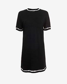 Adam Selman Pearl Detail Dress
