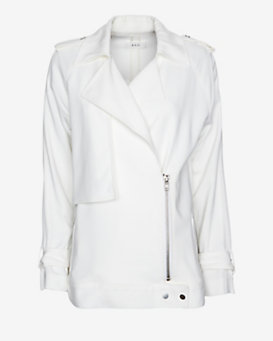 A.L.C. Kral Jacket: White