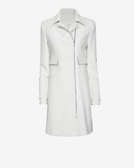 A.L.C. Bohen Zipper Cuff Coat