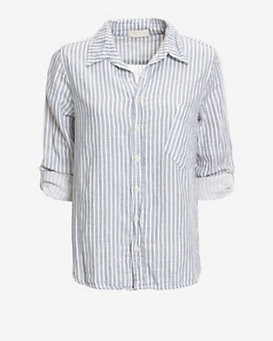 Shirt by CP Shades EXCLUSIVE Striped Shirt