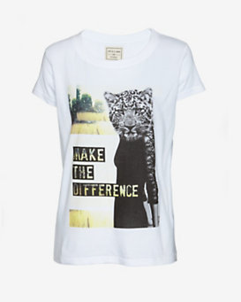 Eleven Paris Panther Make The Difference Graphic Tee