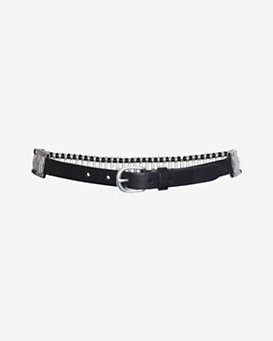 IRO Metal Leather Belt