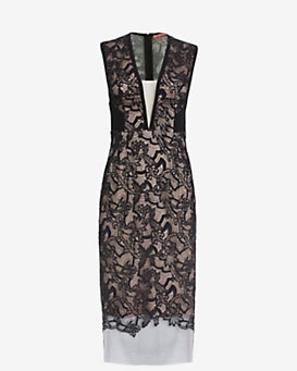 Manning Cartell EXCLUSIVE Royal Paisley Sheath Dress