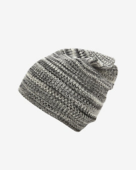 Missoni Beanie Hat: Black/White