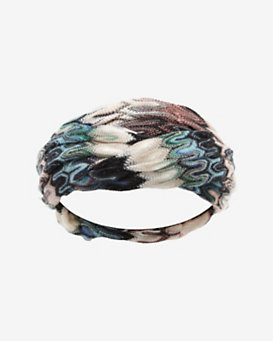Missoni Braided Wool Headband