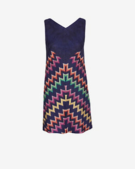 Missoni Lurex Shift Dress