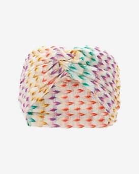 Missoni Woven Knit Head Wrap