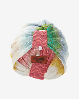Missoni Lurex Knot Turban