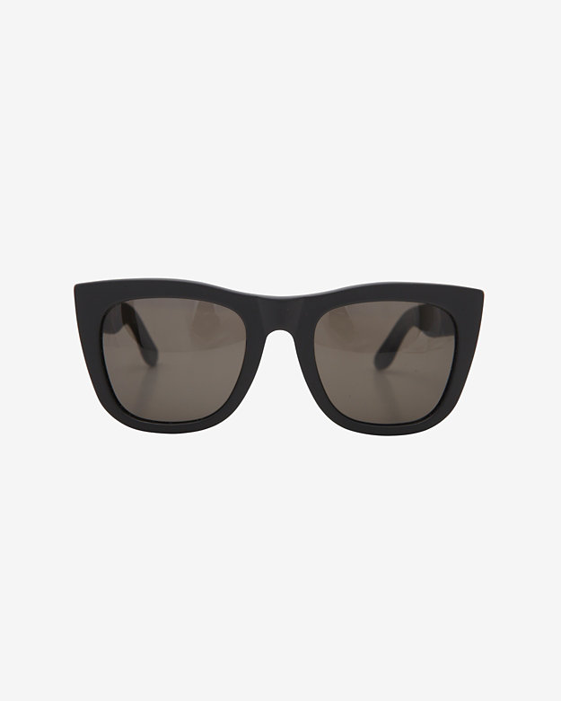 SUPER Sunglasses Gals Sunglasses: Matte Black