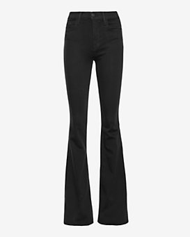 J Brand Maria Seriously Black Flare