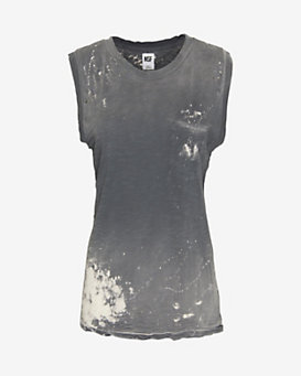 NSF Bleached Destroyed Tank