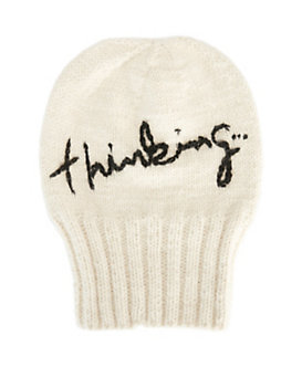Eugenia Kim Margueritte Thinking Beanie