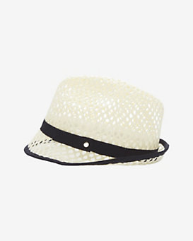 Inverni Johnny Basketweave Fedora