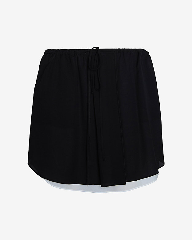 A.L.C. Double Layered Skirt