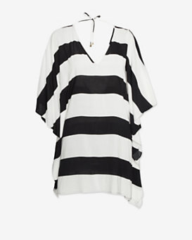 Vix Striped Caftan