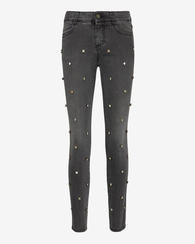 Stella McCartney Crystalized Skinny