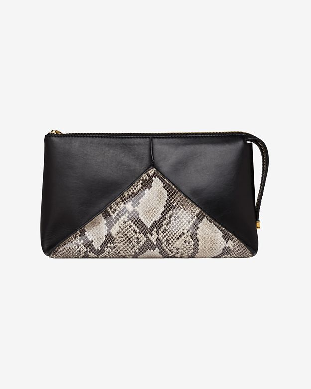 Stella McCartney Cavendish Trapeze Clutch