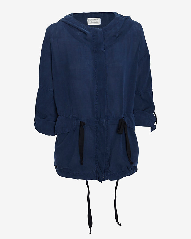 Current/Elliott The Summer Parka: Navy