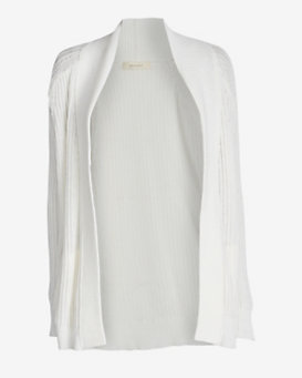 Inhabit Cotton Open Placket Cardi