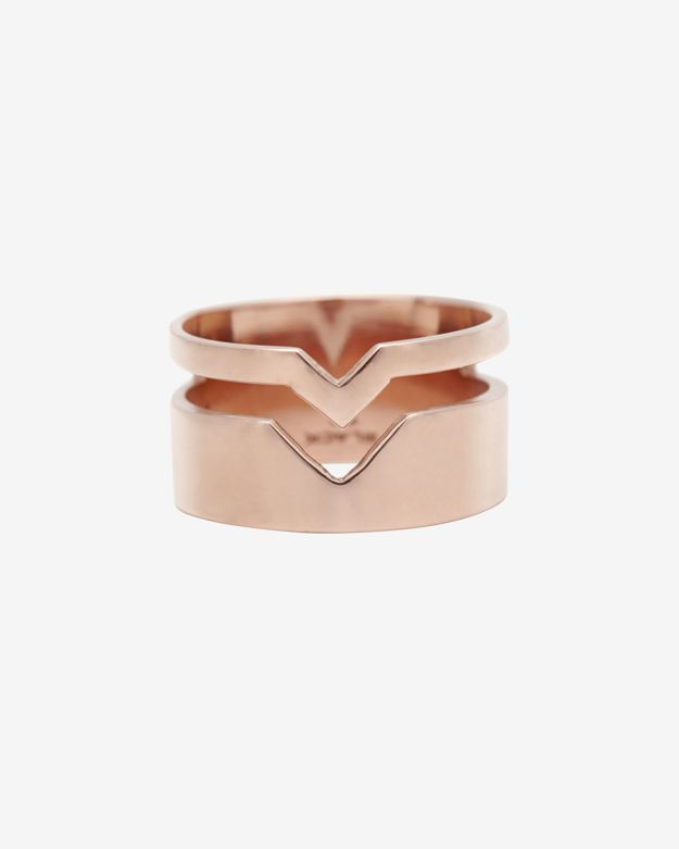 Maria Black Fooled Heart Ring