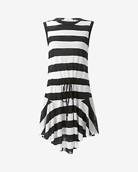 A.L.C. Striped Mini Dress
