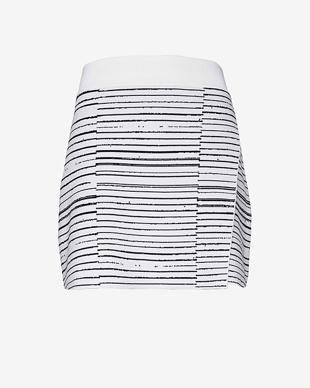 A.L.C. Asymmetric Mini Skirt