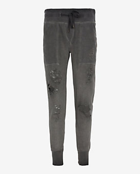 NSF EXCLUSIVE Deconstructed Sweatpants