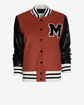 Moschino Letterman Jacket