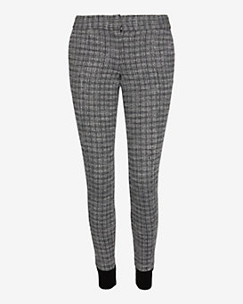 Thakoon Addition Two Tone Slim Pant