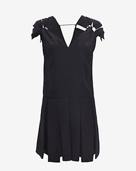 Thakoon Addition Tie Shoulder Dress