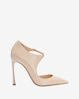 Sergio Rossi Sherazade Pointy Toe Mary Jane