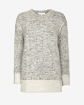 IRO Manouka Zipper Sleeve Sweater