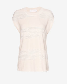 IRO Lewis Sheer Muscle Sweatshirt