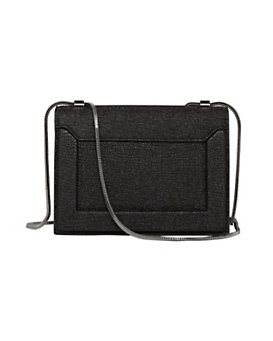 3.1 Phillip Lim Soleil Shoulder Bag: Black