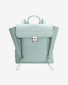 3.1 Phillip Lim Pashli Backpack: Sage