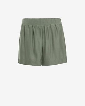 ATM Woven Silk Track Shorts