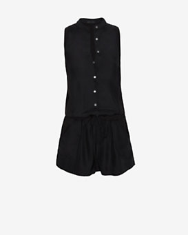 ATM Sporty Silk Romper