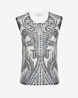 IRO Perforated Print Tank