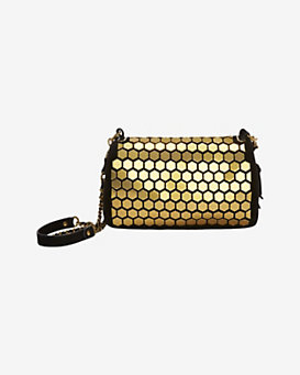 Jerome Dreyfuss Bobi Rivet Shoulder Bag