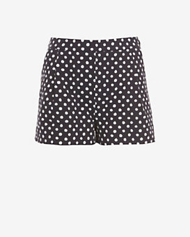 Band of Outsiders Polka Dot Shorts