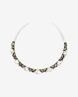 Philippe Audibert Gem Collar Necklace