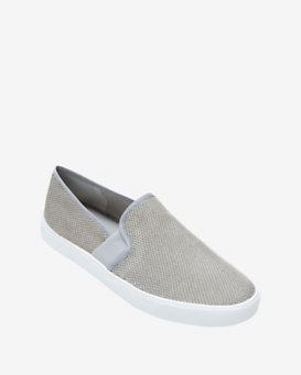 Vince Fabric Slip On Sneaker