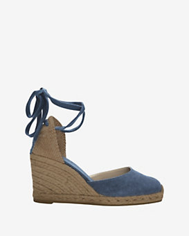 Castaner EXCLUSIVE Canvas Wedge Espadrilles