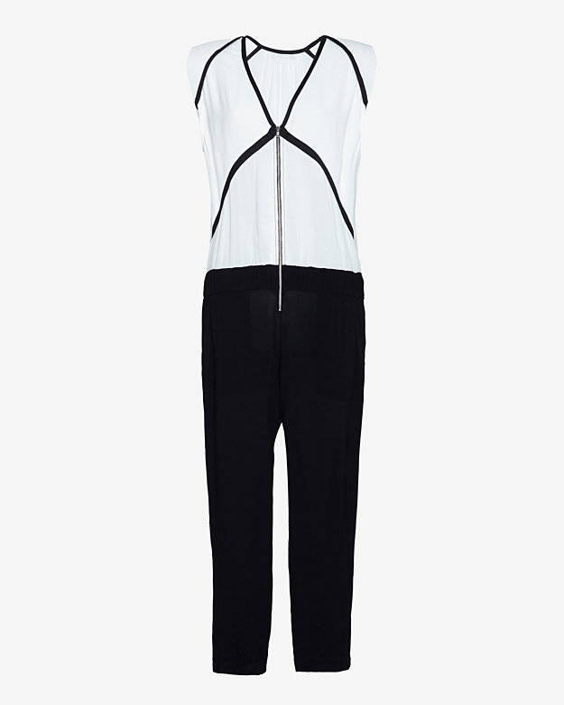 IRO Carlee Colorblock V Jumper