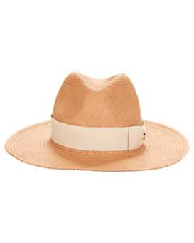 Hat Attack Continental Straw Panama Hat